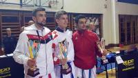 Enes Garibović pobjednik 'Super eight' karate turnira | Domoljubni portal CM | Sport