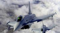 Sudarila se dva vojna zrakoplova na sjeveroistoku Njemačke