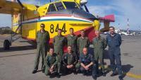 Povratak Canadaira i članova posade iz Izraela | Domoljubni portal CM | Press