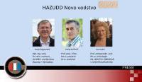 Novo vodstvo Hrvatske akademije znanosti i umjetnosti u dijaspori i domovini (HAZUDD) | Domoljubni portal CM | Press