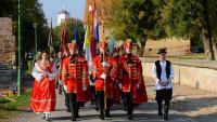 Hrvatska vojska na hodočašću u Iloku
