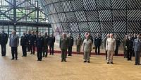Admiral Hranj na sastanku Vojnog odbora Europske unije u Bruxellesu | Domoljubni portal CM | Press