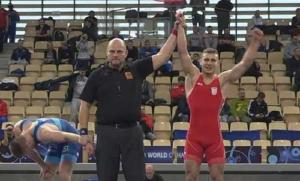 Hrvanje U-23: Ivanu Hukleku svjetsko srebro | Domoljubni portal CM | Sport