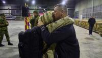 Povratak 8. HRVCON-a iz misije 'Odlučna potpora' u Afganistanu
