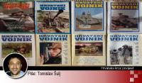 25. studenog 1991. izašao prvi broj 'Hrvatskog vojnika' | Domoljubni portal CM | Hrvatska kroz povijest