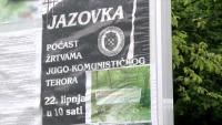 Komemorativni skup kod jame Jazovke na Žumberku