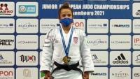 Judo: Katarina Krišto europska juniorska prvakinja | Domoljubni portal CM | Sport