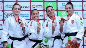 Judo: Matić osvojila broncu u Jekaterinburgu | Domoljubni portal CM | Sport