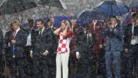 Na dodjeli trofeja Putin jedini ostao suh   Domoljubni portal CM   Press