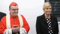 Predsjednica i kardinal izrazili zabrinutost zbog odlaska mladih iz Hrvatske
