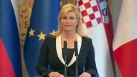 Predsjednica sutra kreće u službeni posjet BiH, na dan kada se rješava goruće pitanje za Hrvate u BiH