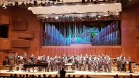 Održan koncert Simfonijskog puhačkog orkestra HV-a u Lisinskom | Domoljubni portal CM | Kultura