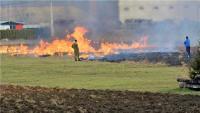 Trojica prijavljena jer su paljenjem korova izazvali požar na Korčuli