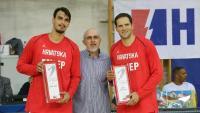Hrvatska svladala BiH | Domoljubni portal CM | Sport