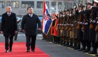 Ukrajinskog ministra obrane primio ministar Krstičević
