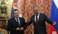 Lavrov u Beogradu kritizirao EU i NATO zbog širenja prema Rusiji