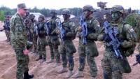 Dan uvaženih gostiju vježbe 'Saber Strike 18' u Litvi