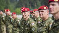 Pripadnici Hrvatske vojske proslavili Dan HV-a u Litvi | Domoljubni portal CM | Press
