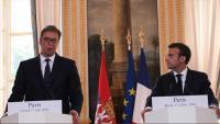Macron potvrdio Vučiću da stiže 1. studenog