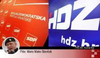 HDZ i SDP - prvi glume nešto što nisu, a drugi glume da nisu ono što jesu | Domoljubni portal CM | Press