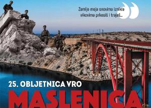 25. obljetnica vojno-redarstvene operacije Maslenica '93 | Domoljubni portal CM | Press
