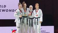 Taekwondo: Matea Jelić osvojila zlato na Grand prixu u Moskvi | Domoljubni portal CM | Sport