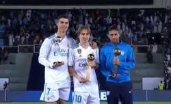Modrić nakon osvajanja Zlatne lopte: Najbolja godina moje karijere | Domoljubni portal CM | Sport