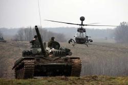 Združene snage HRZ-a i PZO-a i HKoV-a uspješno provele vježbu