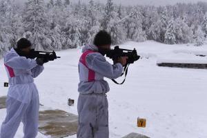 Održano 15. prvenstvo OS RH u zimskim sportovima