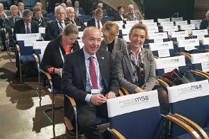 Ministar Krstičević na Minhenskoj konferenciji o sigurnosti 2018