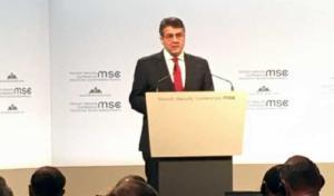 Muenchen: Gabriel - akutna opasnost rata u 2018.