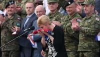 Obilježena 27. obljetnica Hrvatske vojske