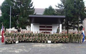 Završeno prvenstvo Oružanih snaga RH za odbojkašice | Domoljubni portal CM | Press