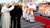 10. rujna 1994. - Papa u Hrvatskoj | Hrvatska kroz povijest