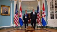 Pejčinović-Burić: Prekrajanje granica je opasno jer se može replicirati i na druge države u regiji