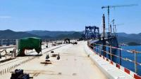 Građevinski tjedan - zadnji metri Pelješkog mosta i Istarskog ipsilona