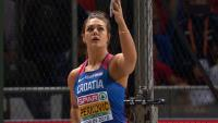 Perković za povijest - peti put zaredom europska prvakinja | Domoljubni portal CM | Sport