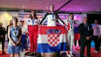 Hrvatska ima juniorsku prvakinju u bench pressu - Andreu Petrek | Domoljubni portal CM | Sport