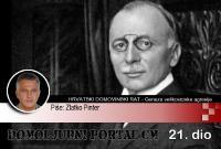 Povijesne stranputice - prva Jugoslavija (21. dio) | Domoljubni portal CM | Hrvatska kroz povijest