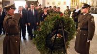 Predsjednik Vlade obišao vojarnu u Varaždinu
