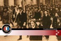 U krvi ugušena pobuna hrvatskih vojnika na Trgu bana Josipa Jelačića u Zagrebu  (5.12.1918.)   Domoljubni portal CM   Hrvatska kroz povijest