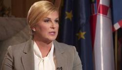 Potpora humanitarnih udruga hrvatskoj predsjednici Grabar-Kitarović nakon Vučićeva posjeta