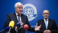 Seehofer: Hrvatska policija ispravno štiti granicu