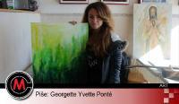 Umjetnička kolonija na Sljemenu Bratovštine Marijanski zavjet za Domovinu | Crne Mambe | Art