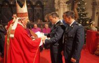 Protupožarnoj eskadrili uručeno priznanje Zadarske nadbiskupije
