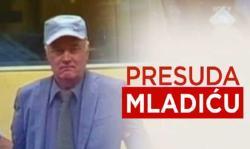Haški sud - Ratku Mladiću doživotni zatvor | Domoljubni portal CM | Press