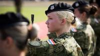 NAJAVA: Svečana prisega kadeta Hrvatske vojske u Kninu
