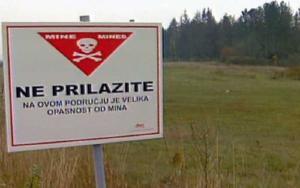 Prema Ottawskoj konvenciji iz 1997. Hrvatska je trebala biti potpuno razminirana do 2019.