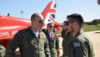 'Red Arrows' u posjetu 'Krilima Oluje'