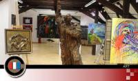 Osvrt na izložbu 'Umjetnošću i ljepotom protiv predrasuda' otvorenu u Muzeju seljačkih buna | Domoljubni portal CM | Kultura